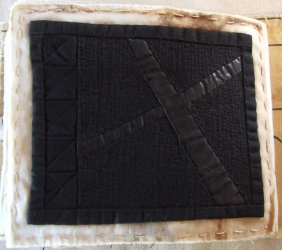 <p>More representative of the black works I tend to make in recent years.</p>